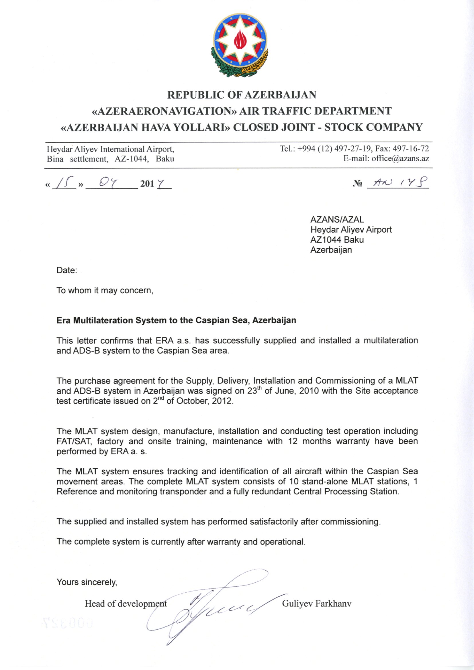 Company reference letter for another company fieldstation company reference letter for another company aljukfo Images