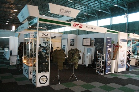 ERA accented its presence in African market by attending AAD 2014  in South Africa