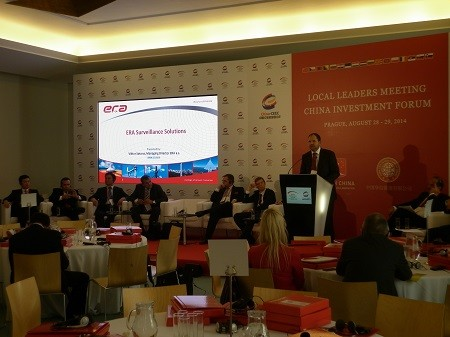 ERA representatives took part in China Investment Forum in Prague