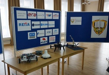 ERA's long-term partner, the University of Defence, organized the conference PVO 2015 in Brno