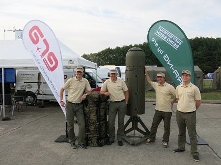 ERA took part in NATO Days security show at Ostrava Airport