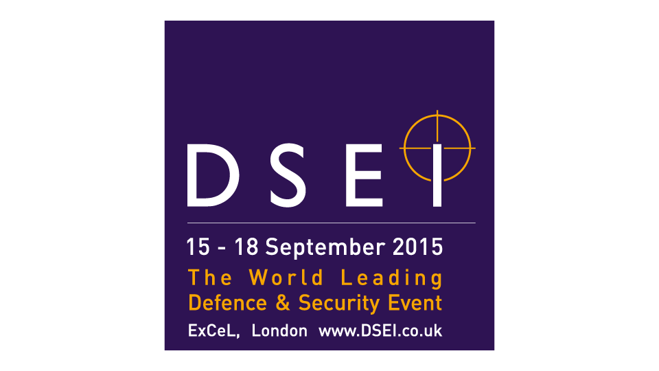 ERA exhibits at DSEI 2015, The World Leading Defence and Security Event