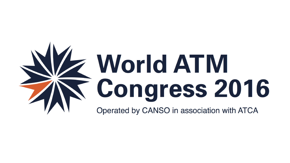 ERA exhibits at World ATM Congress 2016 organised by ATCA & CANSO