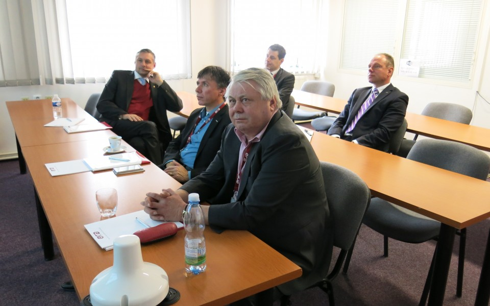 Senators from the Parliament of the Czech Republic visited ERA Company