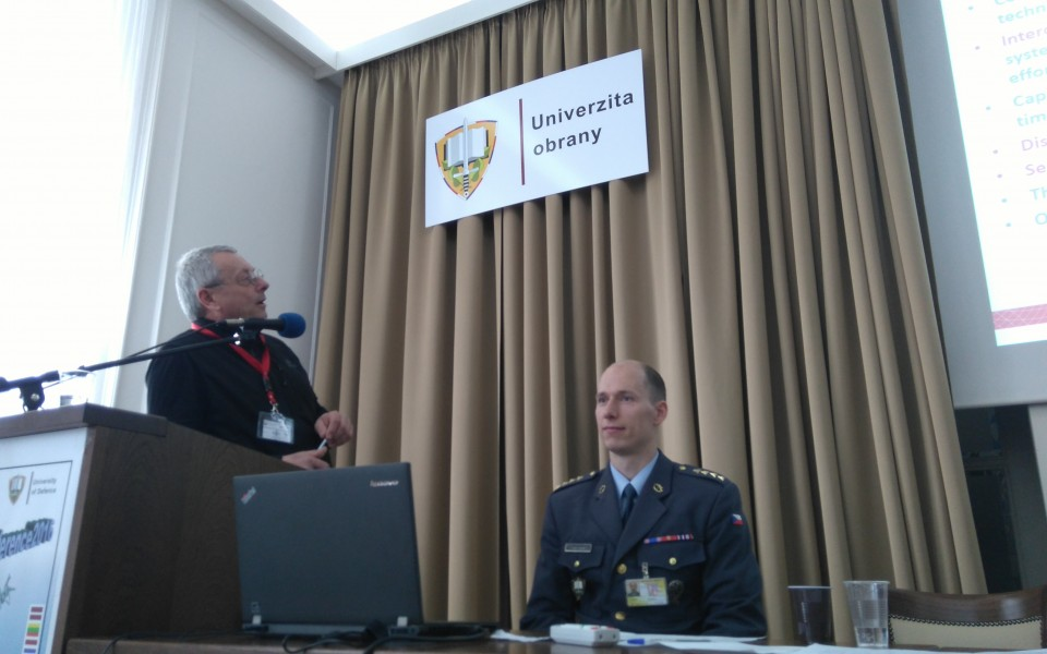 The annual PVO 2016 conference – a focus on shared air defence concept