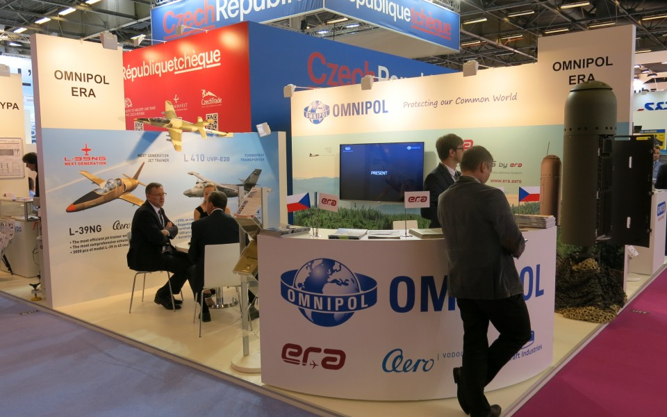 ERA at Eurosatory Paris – this year biggest defence and security exhibition in Europe