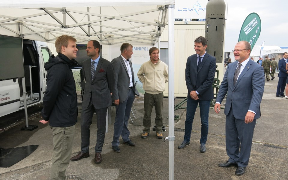 ERA Has Attended the NATO Days Air Show