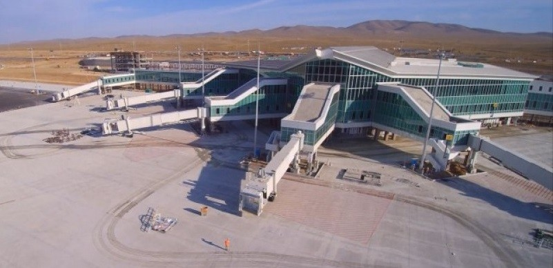ERA Has Signed a New Contract to Provide a Surface Multilateration System for the New Ulaanbaatar International Airport (NUBIA), Mongolia