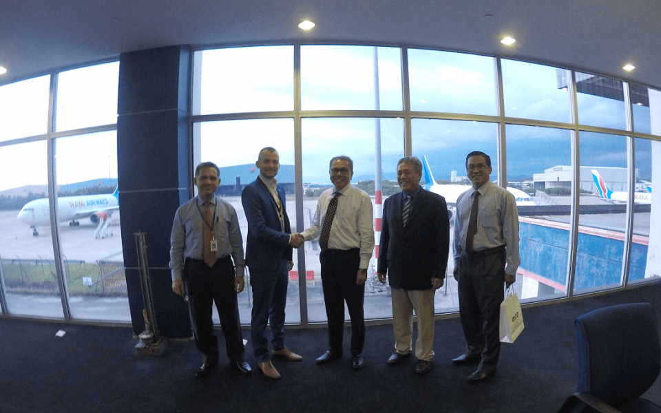 ERA has signed the largest contract ever for its MasterCare services for a surveillance system at Kuala Lumpur airport