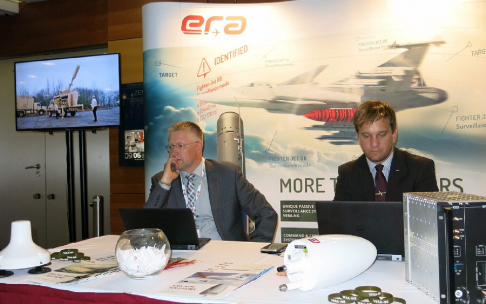 ERA became the main partner for the historically first International Radar Symposium IRS 2017 in Prague