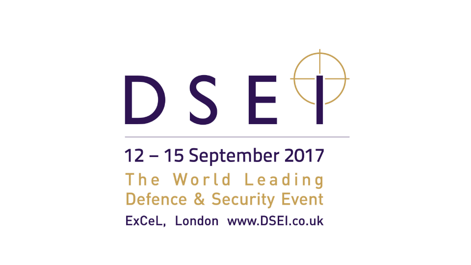ERA exhibits at DSEI 2017, The World Leading Defence and Security Event
