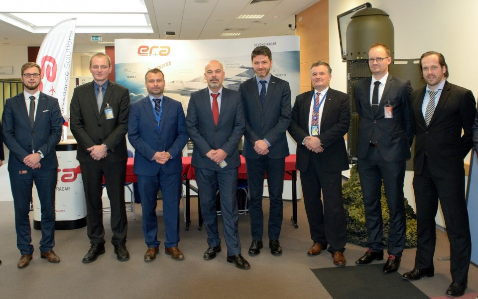 ERA Played Main Role in ISR & EW Capabilities Development Workshop in HQ NATO in Brussels