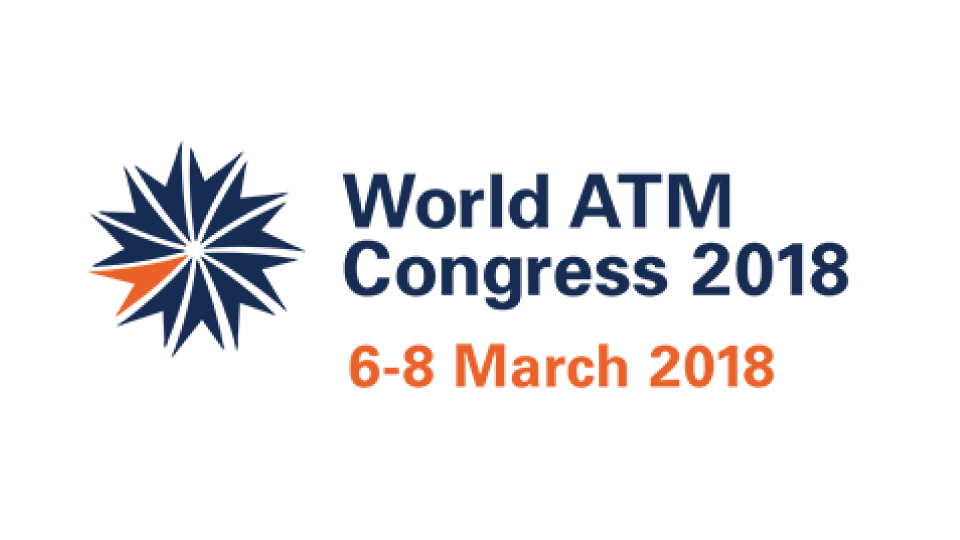ERA exhibits at World ATM Congress 2018 organised by ATCA & CANSO