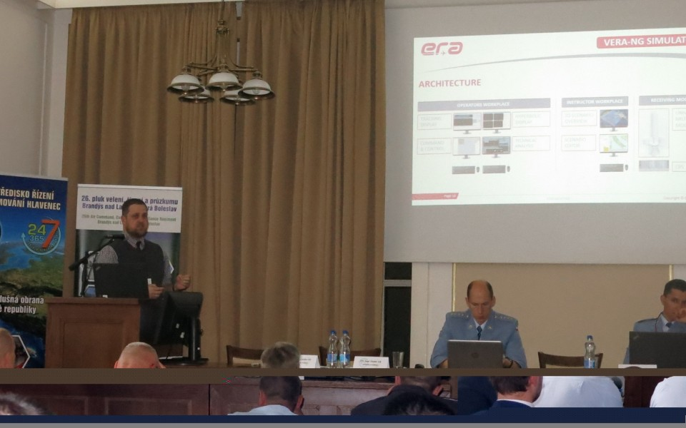 ERA - partner of the traditional conference focused on Air Defence PVO 2018
