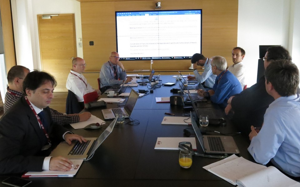 New Technology Standard Meets in New ERA Headquarters