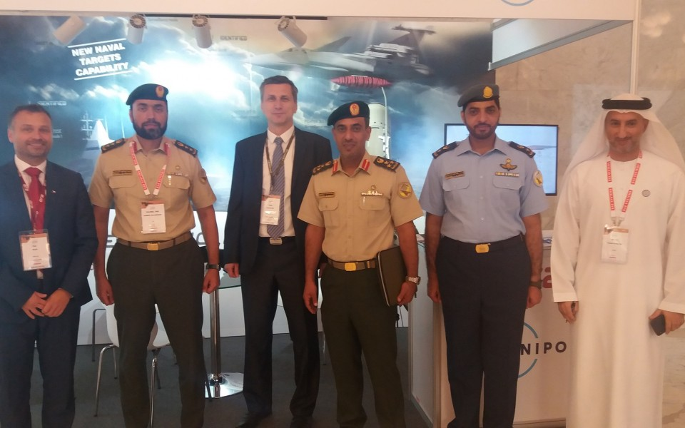 ERA experts participated in EW conference in Abu Dhabi