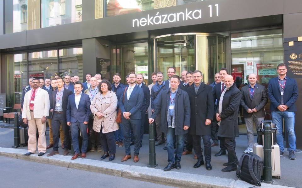 ERA a s  - ERA became the host of the ICAS workshop in Prague