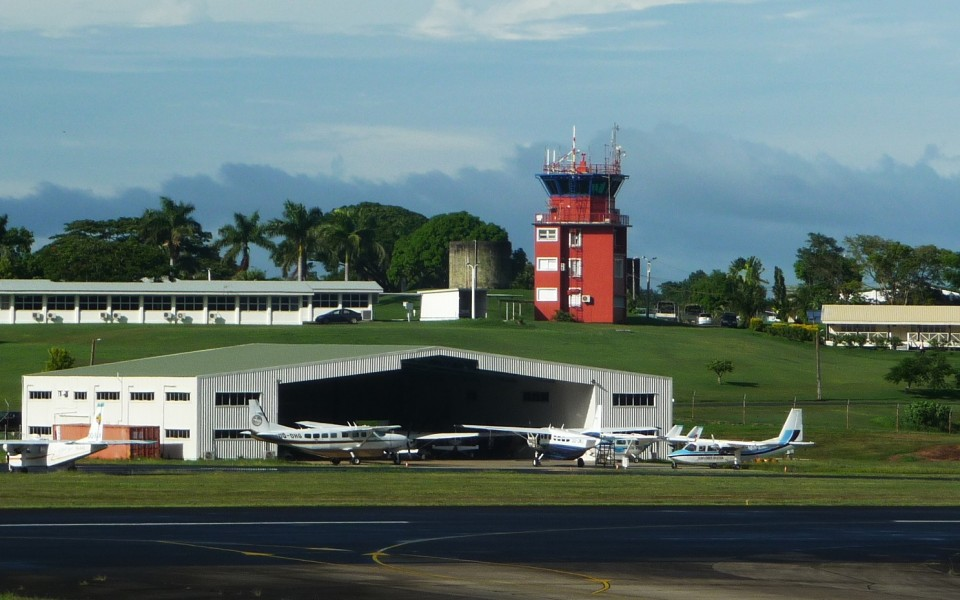 ERA provides complete ADS-B coverage in Fiji