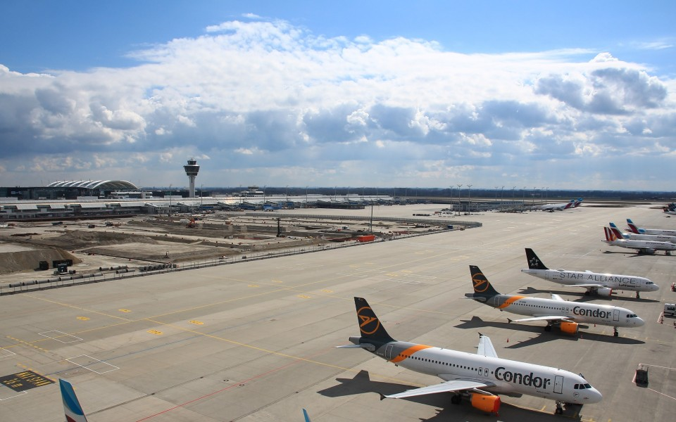 ERA provides an extension of its surveillance system for Munich airport